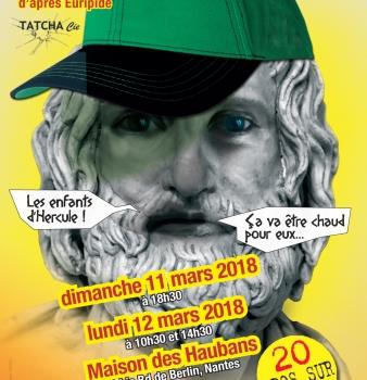 Théâtre Ados avec Tatcha Cie – 2018