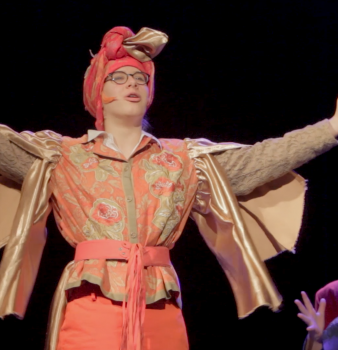 Cyrano d'après E. Rostand Créa théâtre ados 2020