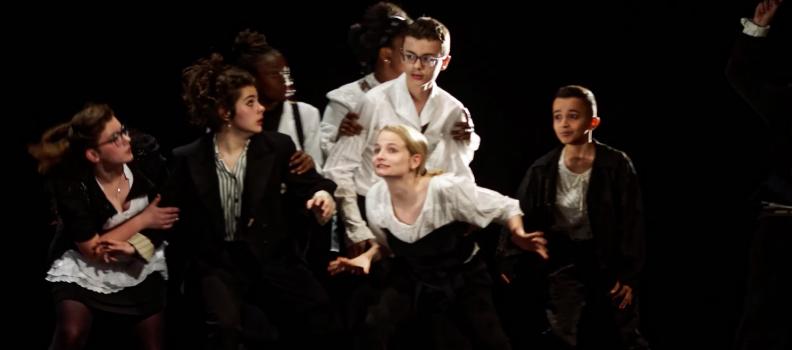 Théâtre ados Tatcha Cie novembre 2018 – Les Fourberies d'après Molière