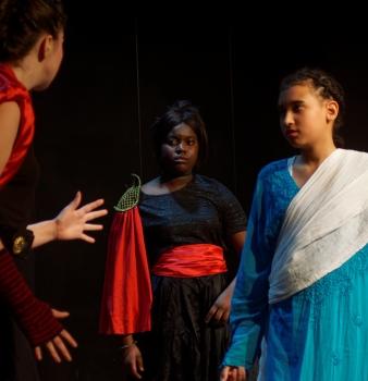 Théâtre Ados  Tatcha Cie  2018 – Les Héraclides d'après Euripide