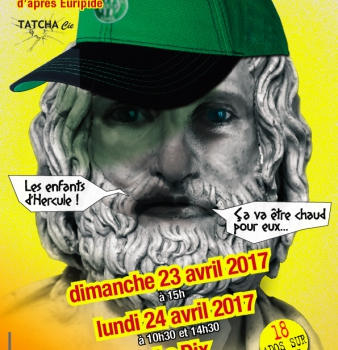 Théatre ados Tatcha Cie 2017 – Les Héraclides d'après Euripide